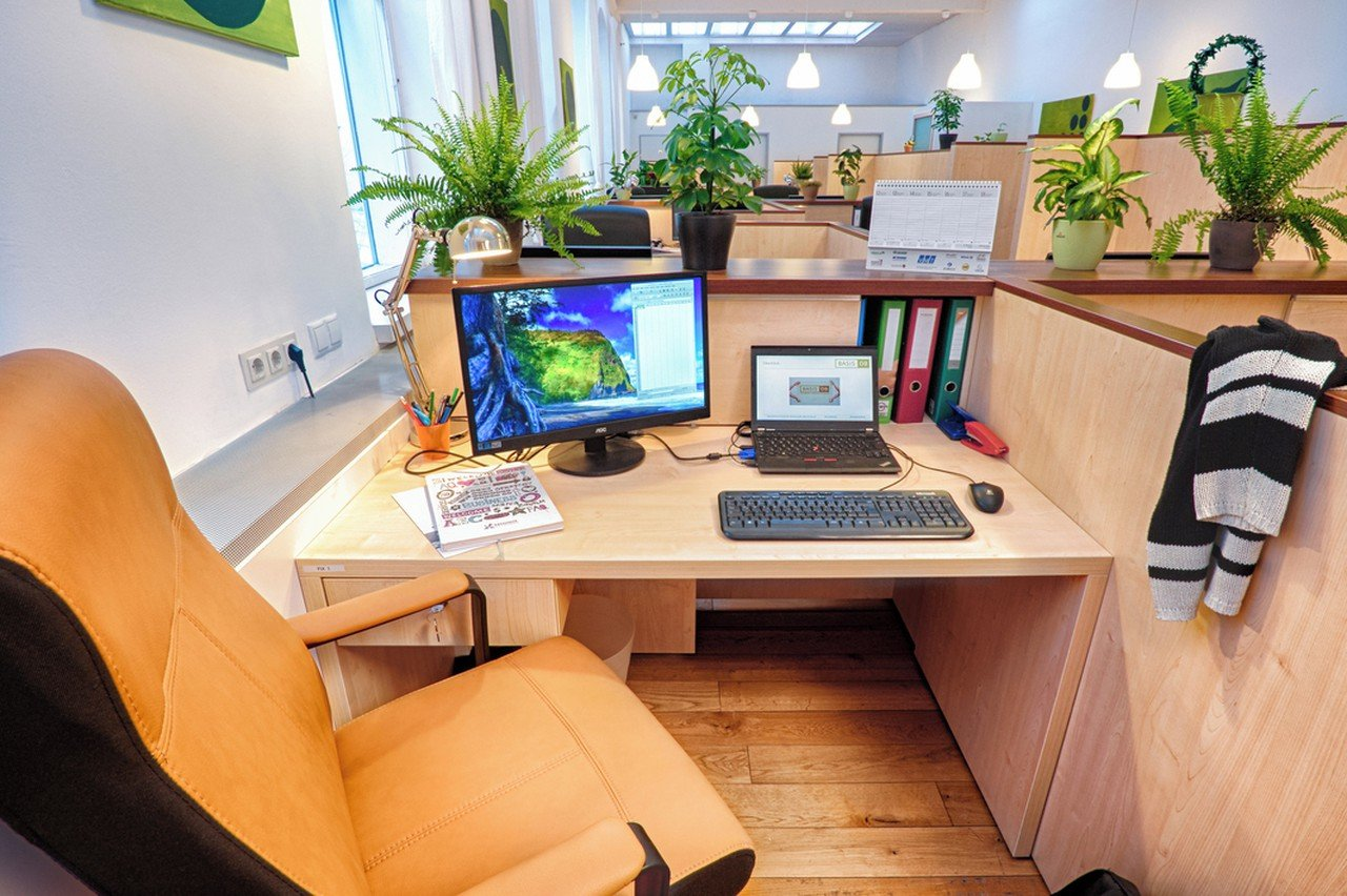 Vienna  Espace de Coworking Basis 08 image 0