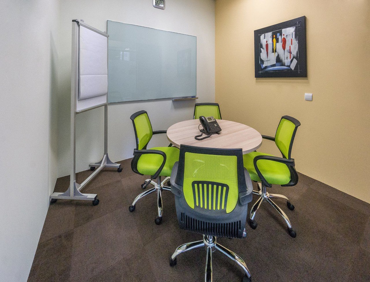 Rent Corporate Serviced Offices @ Tokio Marine Centre Meeting room