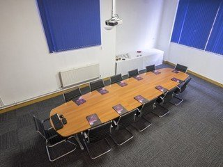Sheffield conference rooms Meeting room Showroom Workstation - Conference 1 image 2