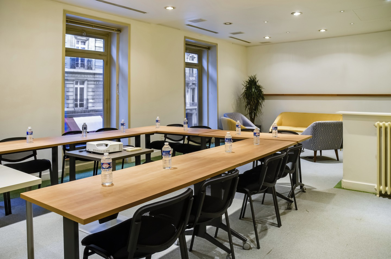 Paris  Salle de réunion Hausmann 101 image 2