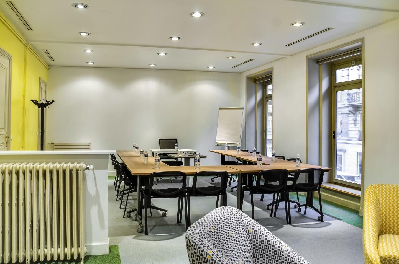 Paris  Salle de réunion Hausmann 101 image 0