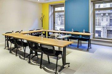 Paris training rooms Salle de réunion Hausmann 101 image 6