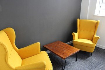Sheffield seminar rooms Salle de réunion Showroom Workstation - The Creative Snug image 0