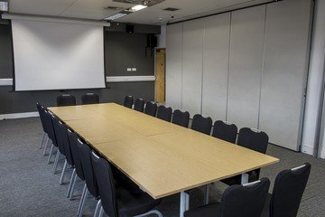 Sheffield seminar rooms Meeting room Showroom Workstation - Showroom 5 image 1