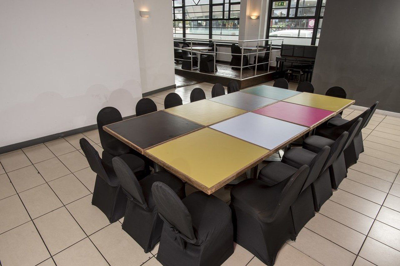 Sheffield seminar rooms Meeting room Showroom Workstation - The Cafe image 0