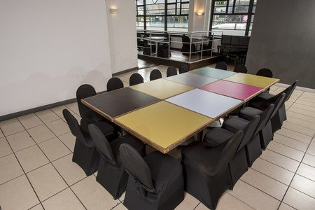Sheffield seminar rooms Meetingraum Showroom Workstation - The Cafe image 0