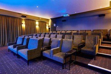 Cork corporate event venues Salle de projection Montenotte Hotel - Cameo Kino image 2