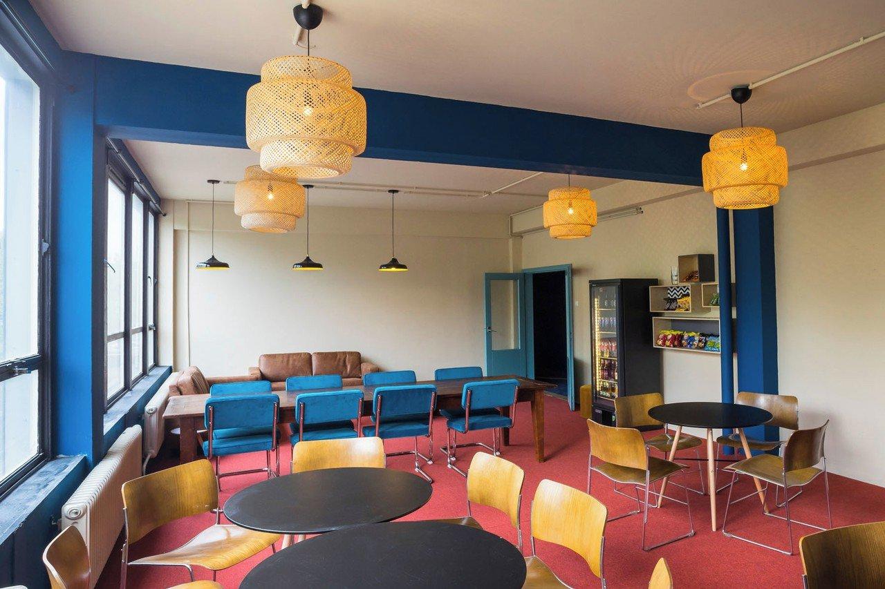 Amsterdam  Salle de réunion Backspace Escape Rooms Lounge image 0