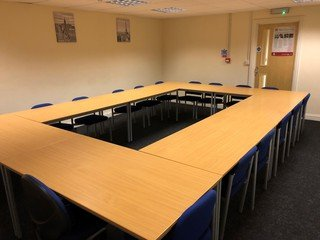 Greenhithe training rooms Salle de réunion Training for Security Limited - Mazaruni Room image 2