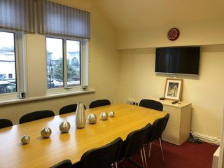 Greenhithe training rooms Meeting room Training for Security Limited - Kaieteur Room Boardroom image 1