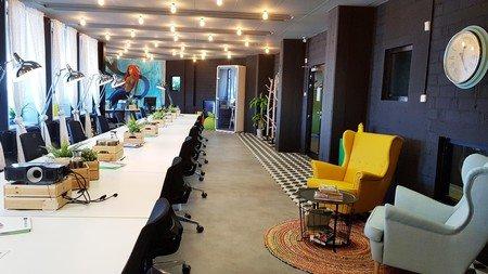 Dortmund Workshopräume Meetingraum rent24 Dortmund - Coworking Area image 3