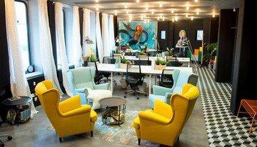 Dortmund Workshopräume Meetingraum rent24 Dortmund - Coworking Area image 2