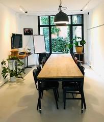 Amsterdam training rooms Salle de réunion Boardroom image 8