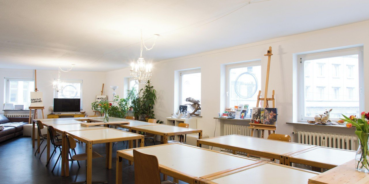 Stuttgart Workshopräume Unusual Atelier Kreativkreisel image 13