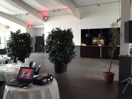 Copenhague corporate event venues Salle de réception Docken - Space 1 image 11