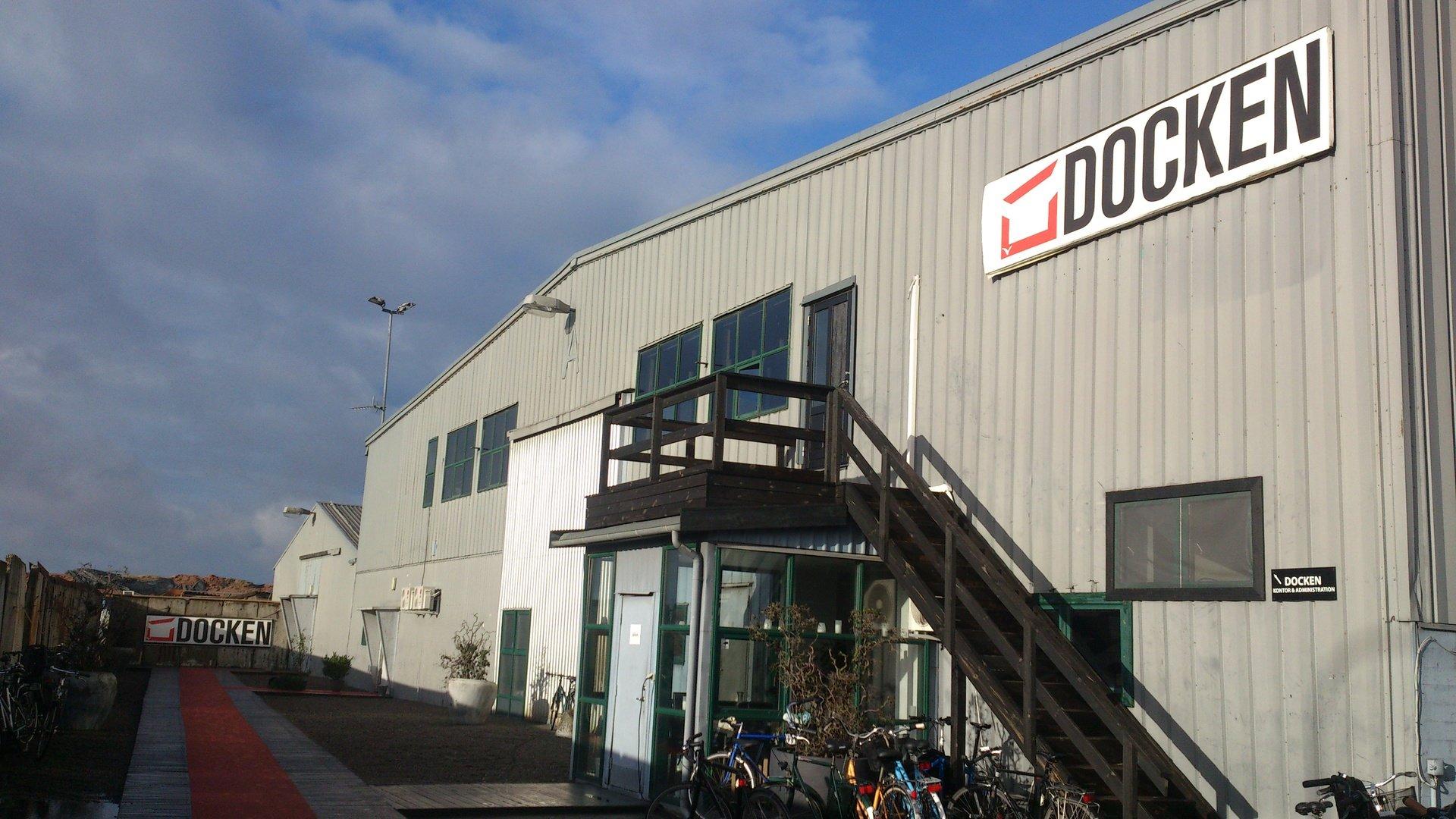 Copenhague corporate event venues Salle de réception Docken - Space 1 image 4