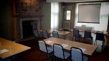 Sheffield seminar rooms Meeting room Whirlowbrook Hall - Oak Room image 0