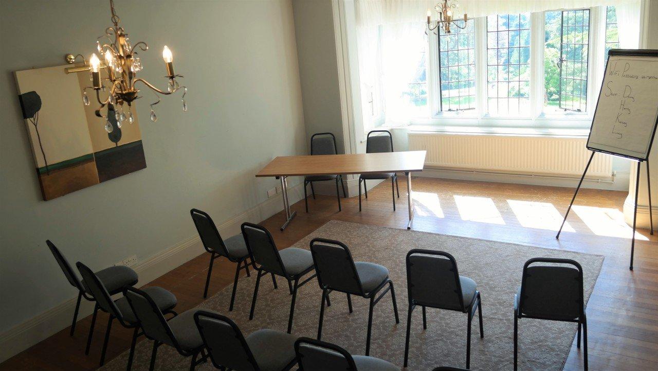 Sheffield seminar rooms Meeting room Whirlowbrook Hall - Cedar Room image 0