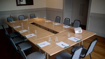 Sheffield seminar rooms Meeting room Whirlowbrook Hall - Beech Room image 0