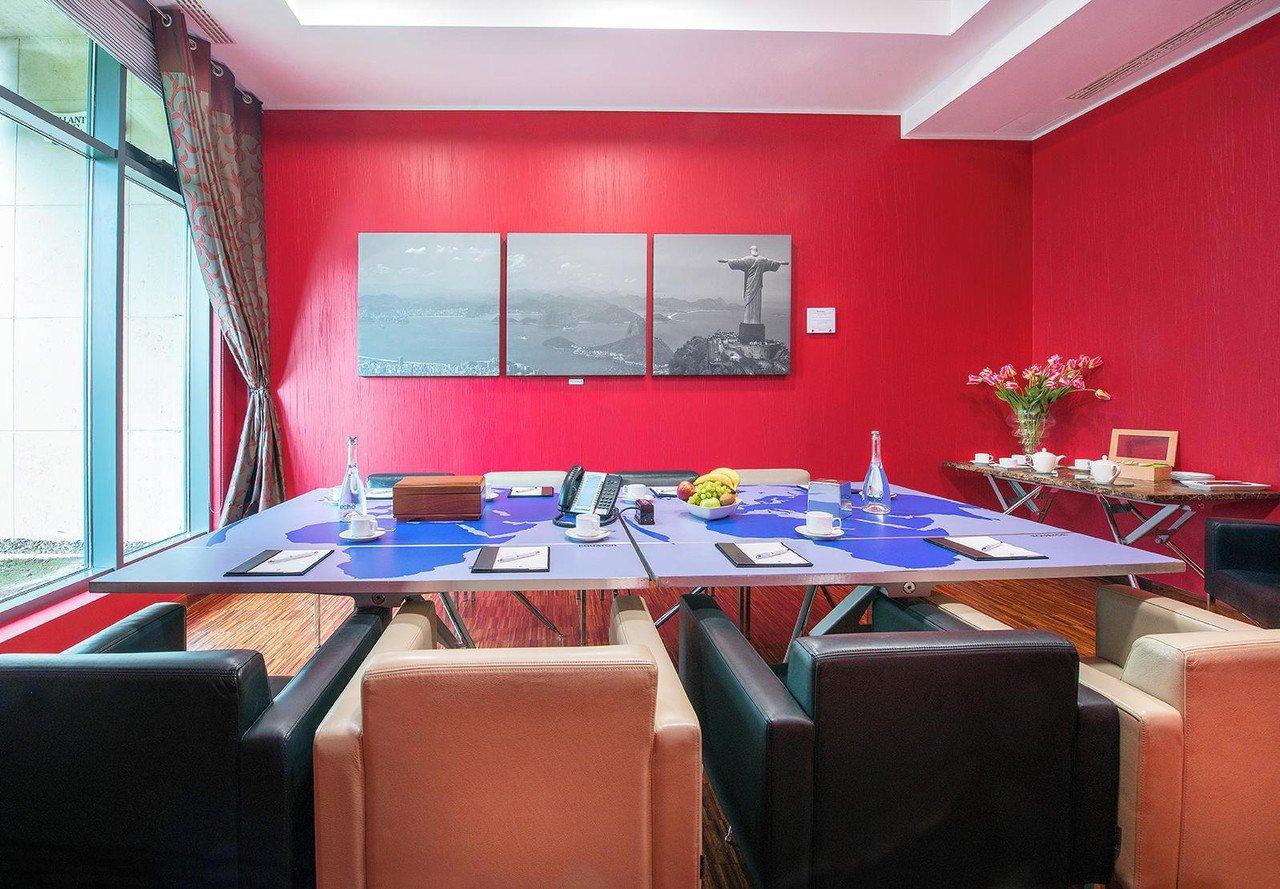 Cork seminar rooms Salle de réunion Cork International Hotel - Rio De Janeiro image 0