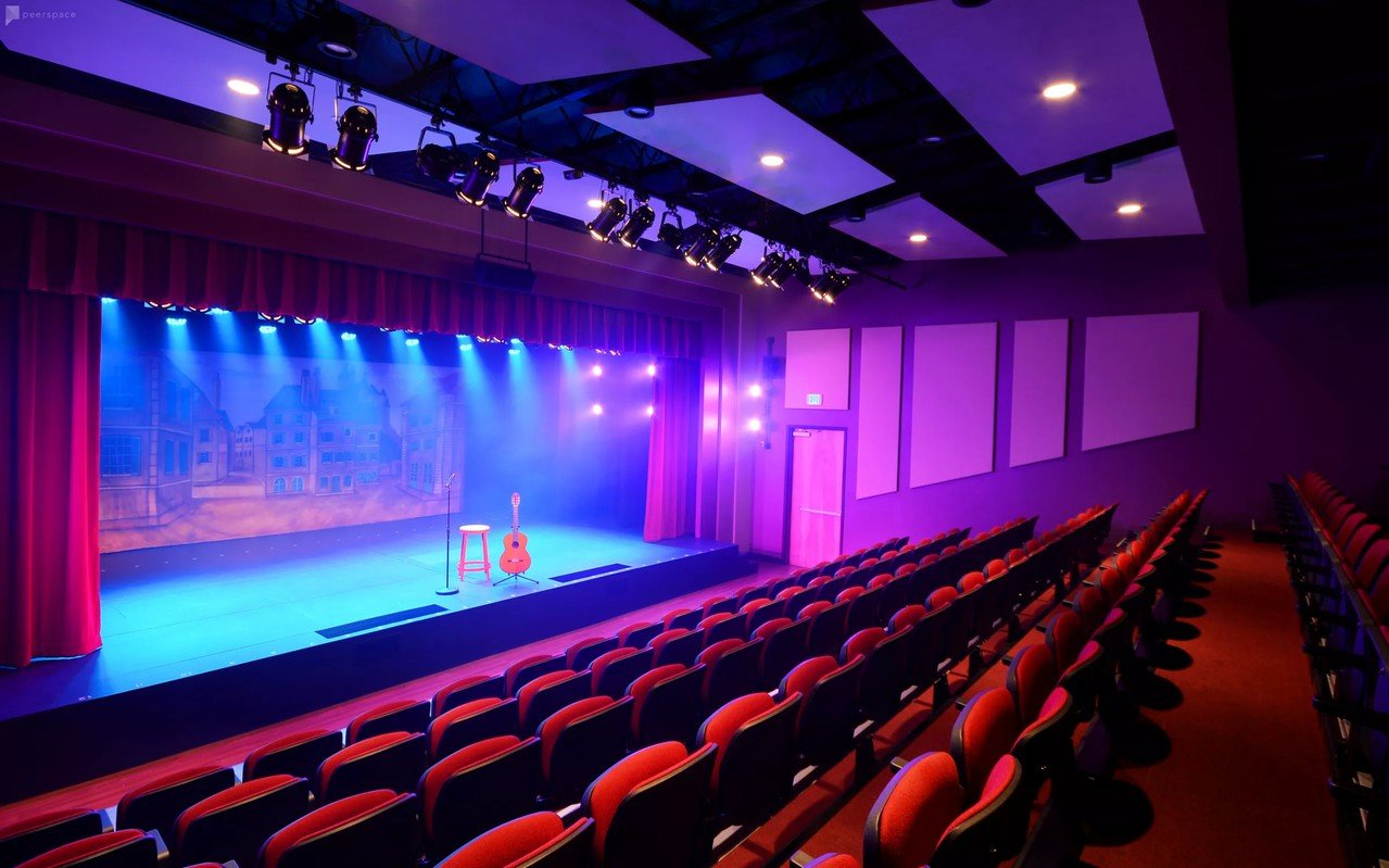San Jose corporate event spaces Unusual venue Theater image 0