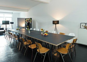 Frankfurt am Main workshop spaces Meetingraum ROOF LOFT image 0