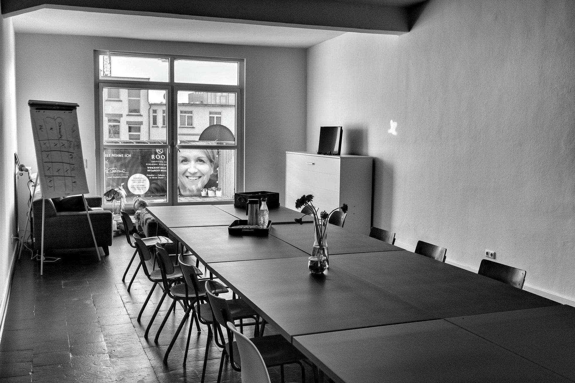 Francfort  Salle de réunion ROOF LOFT image 1