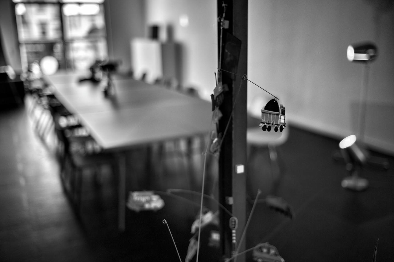 Francfort  Salle de réunion ROOF LOFT image 0