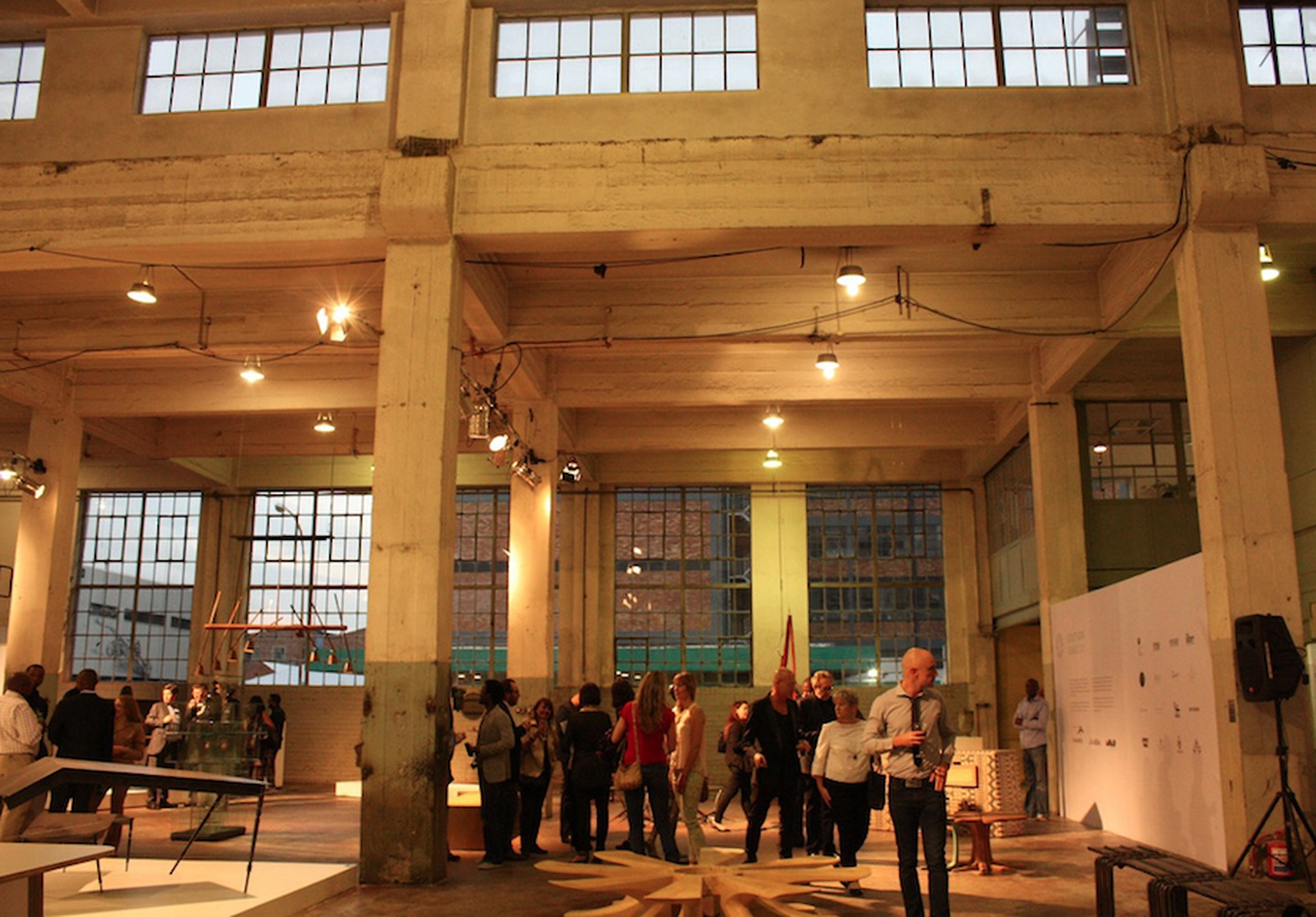Johannesburg corporate event venues Gallery Museum of African Design image 0