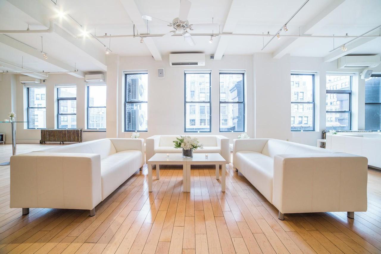 NYC training rooms Loft Arte West image 0