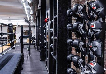 Birmingham training rooms Lieu Atypique Henrietta Street Gym (CA) image 3