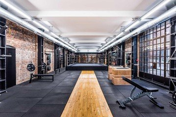 Birmingham training rooms Unusual Henrietta Street Gym image 1