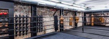 Birmingham training rooms Lieu Atypique Henrietta Street Gym image 3