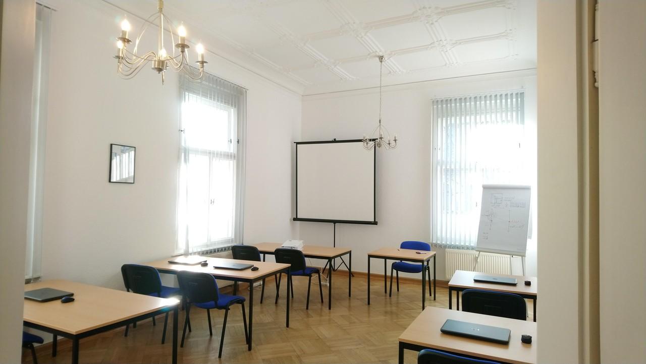 Leipzig training rooms Salle de classe Salle de cours ou meeting image 0