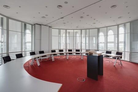 Berlin  Salle de réunion Turmplenum im Borsigturm image 0