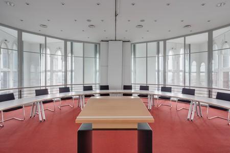 Berlin  Salle de réunion Turmplenum im Borsigturm image 1