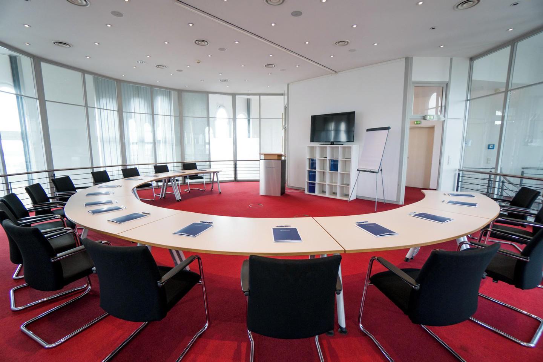 Berlin  Salle de réunion Turmplenum im Borsigturm image 4
