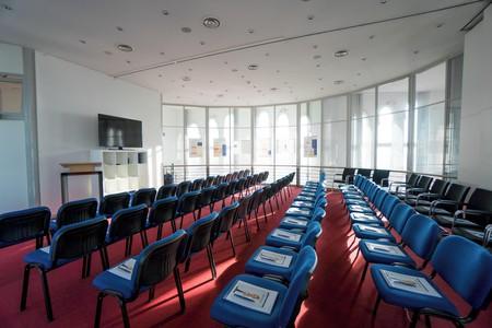 Berlin  Salle de réunion Turmplenum im Borsigturm image 6