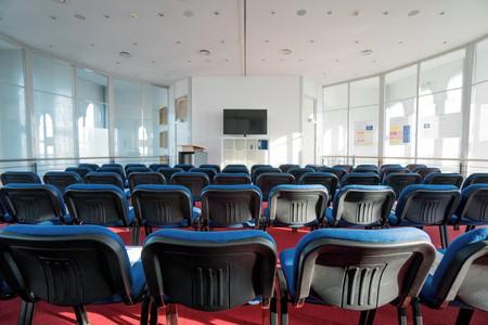 Berlin  Salle de réunion Turmplenum im Borsigturm image 8