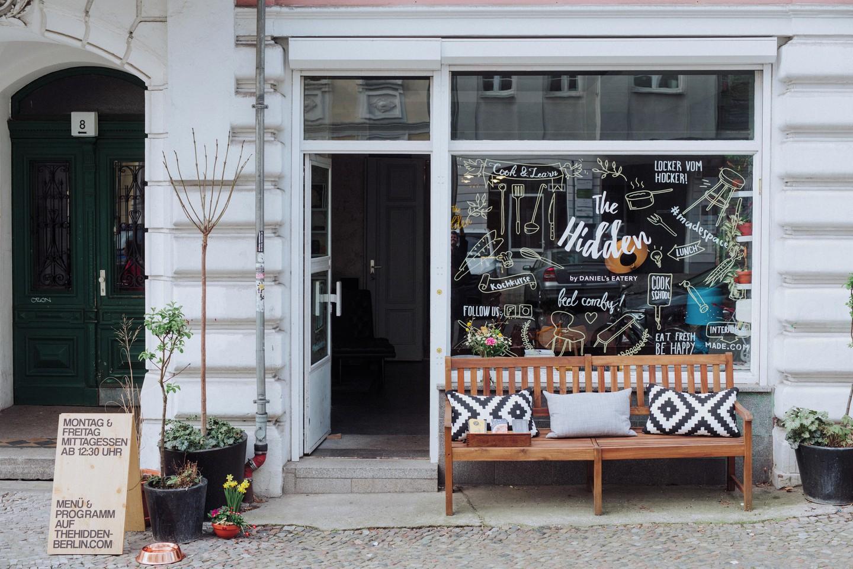 Berlin  Restaurant The Hidden by Daniel's Eatery image 0