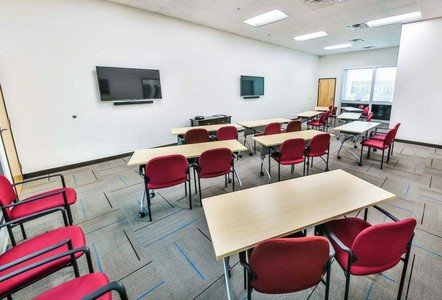 Austin conference rooms Meetingraum T-Werx Coworking - Brushy Creek Conference Room image 0