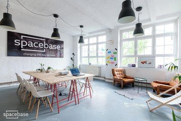 Berlin workshop spaces Meetingraum Spacebase Workshop und Coachingraum image 2
