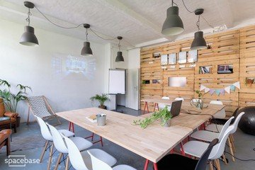 Berlin workshop spaces Meeting room Spacebase Workshop and Coaching Room image 7