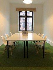 Berlin workshop spaces Meetingraum Oranien - Green Room image 5