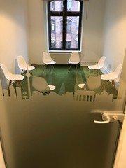 Berlin workshop spaces Meetingraum Oranien - Green Room image 4