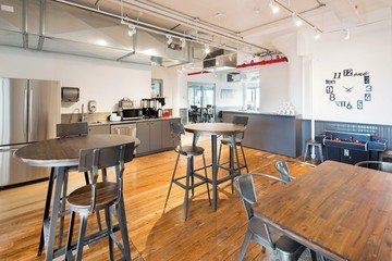 NYC  Lieu industriel Private Office Space image 0
