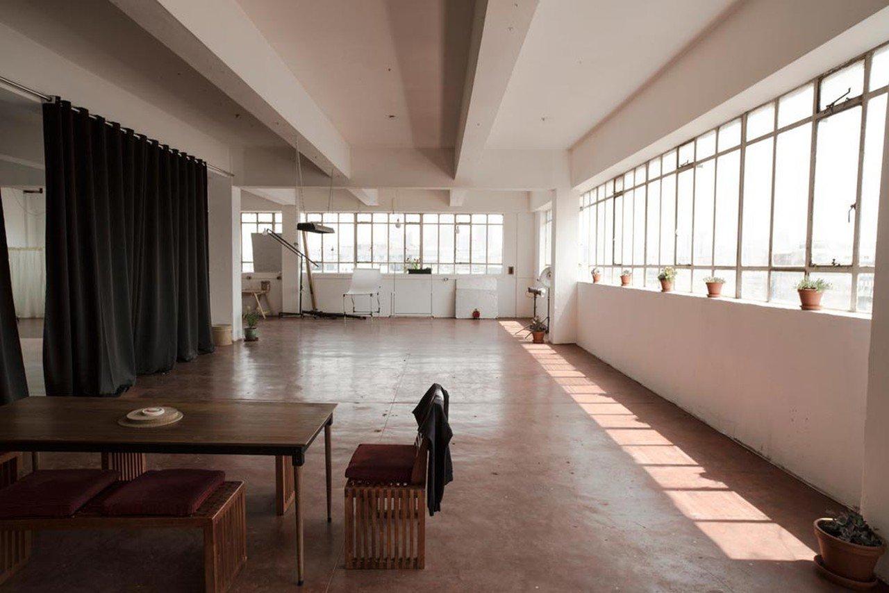 Johannesburg workshop spaces Rooftop Studio image 0