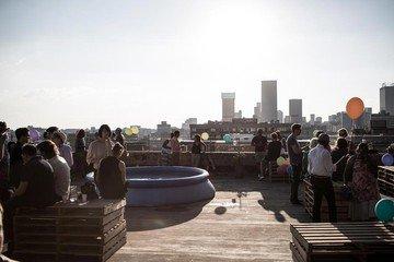 Johannesburg workshop spaces Rooftop Studio image 11