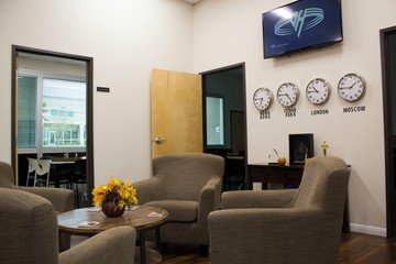 Austin seminar rooms Meeting room T-Werx Coworking - The Lounge (CA) image 2