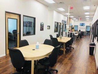Austin seminar rooms Meetingraum T-Werx -  Coworking Area (CA) image 4